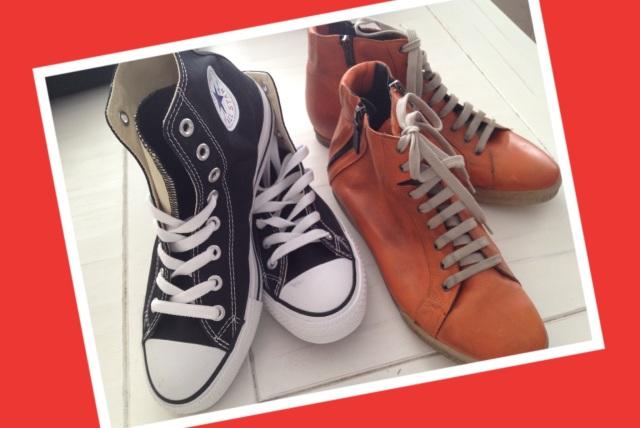 Skor, skor och åter skor
