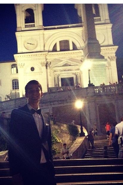 Dario i Rom