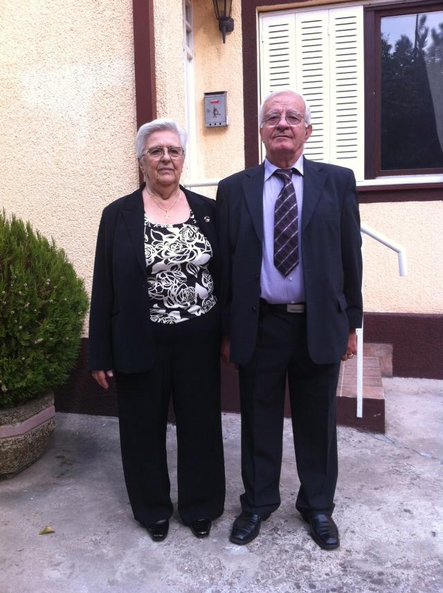 Det gulliga paret oktober 2012